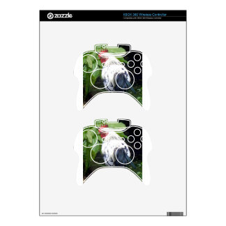 Roster Xbox 360 Controller Decal