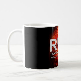 RöstiWarrior's Realm Coffee Mug