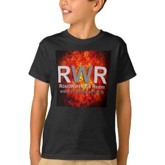 RöstiWarrior's Realm Kids' T-shirt