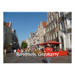 Rostock Alemania Poster