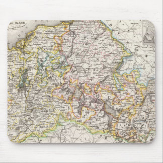 Rostock Germany Mouse Pad
