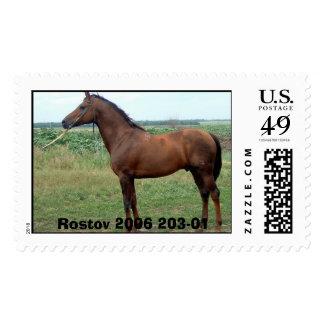 Rostov 2006 203-01, Rostov 2006 203-01 Postage Stamp