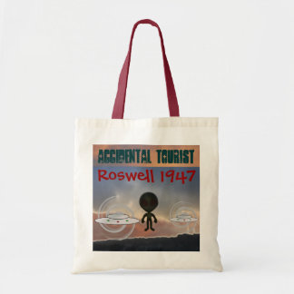Roswell 1947 bag