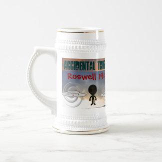 Roswell 1947 stein coffee mug