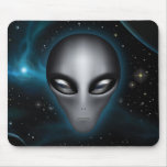 Roswell Alien II (Mousepad)