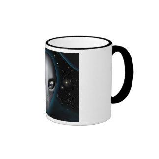 Roswell Alien II (Mug)