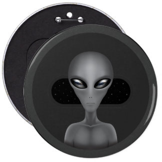 Roswell Alien Pins