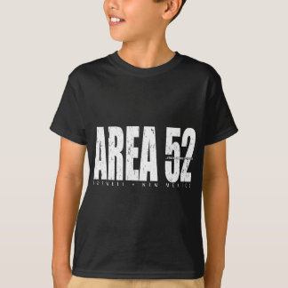 Roswell - Area 52 T-Shirt