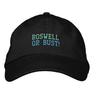 ROSWELL cap