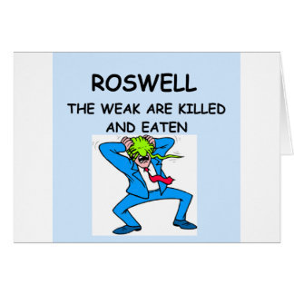 ROSWELL CARD