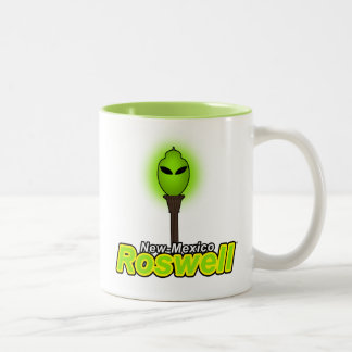 Roswell City New-Mexico Coffee Mugs