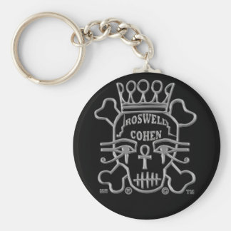 Roswell Cohen Keychain
