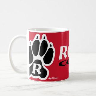 Roswell Coyotes Pawprint Mug