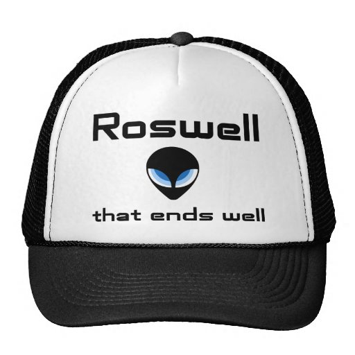Roswell Gorro De Camionero