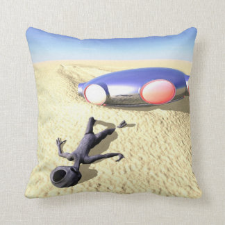 Roswell Like UFO CrashAmerican MoJo Pillows