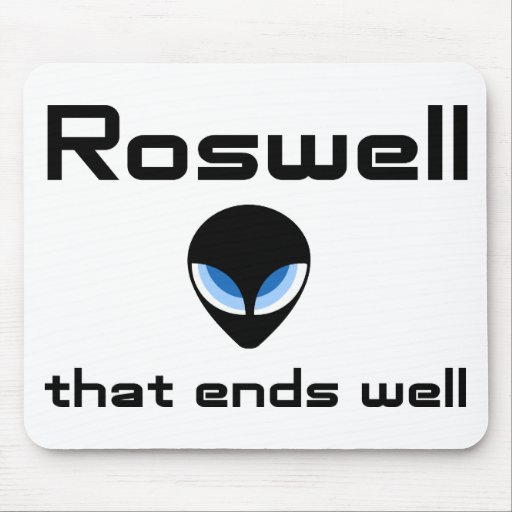 Roswell Mouse Pad