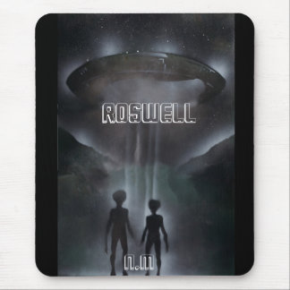 Roswell, N.M Mouse Pad