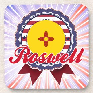 Roswell, nanómetro posavasos de bebida