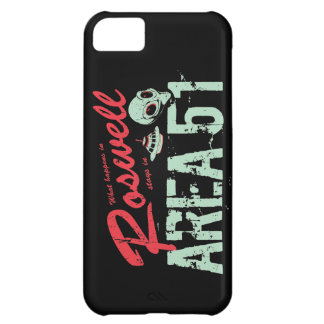 Roswell New Mexico Area 51 Alien iPhone 5 Case