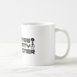 Roswell, New Mexico Coroner's Office Coffee Mug
