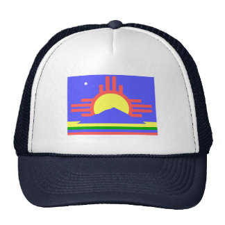 Roswell, New Mexico Trucker Hat