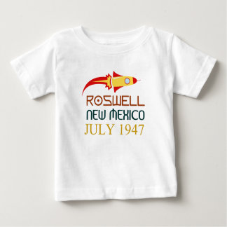 Roswell, New Mexico, july 1947 Baby T-Shirt