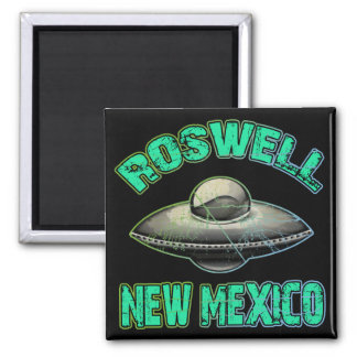 Roswell, New Mexico Fridge Magnets
