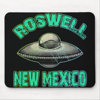 Roswell, New Mexico Mouse Pad