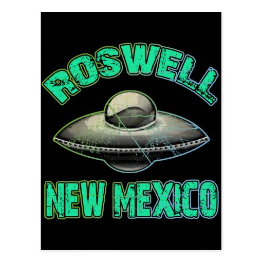 Roswell, New Mexico Post Cards