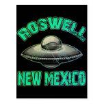 Roswell, New México Postal