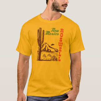 Roswell New Mexico T-Shirt