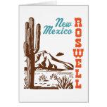 Roswell New México Tarjetas