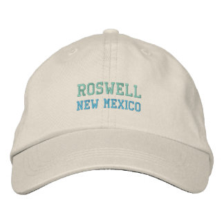 ROSWELL, NM cap