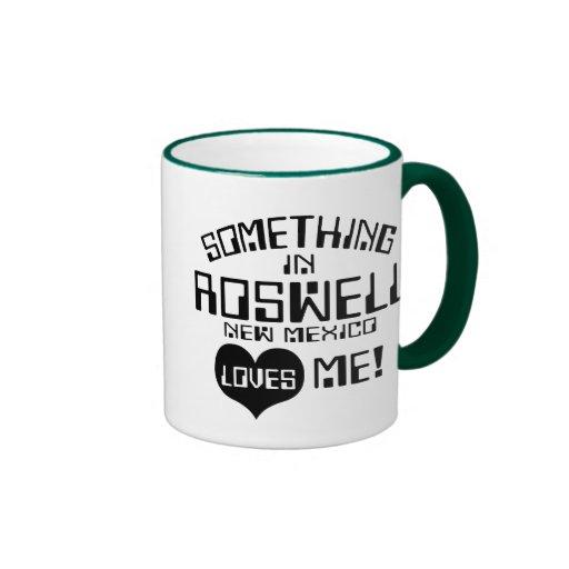 Roswell Ringer Coffee Mug
