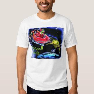 Roswell Santa Shirt