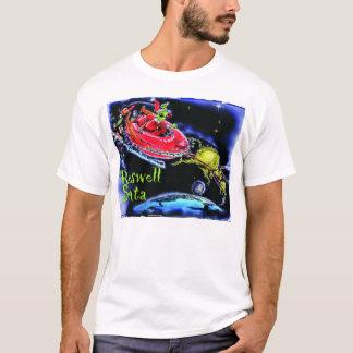 Roswell Santa T-Shirt