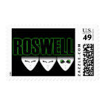 Roswell Stamp