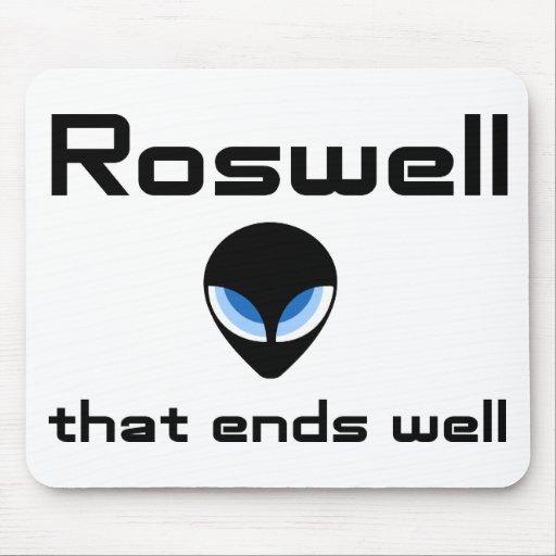 Roswell Tapete De Ratones