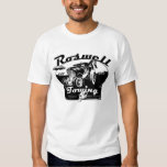 Roswell towing tshirts