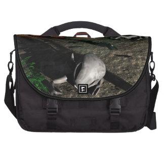 Roswell UFO Crash at Night Laptop Bag