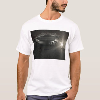Roswell UFO Hangar T-Shirt