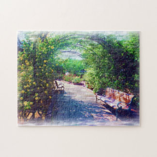 Rosy Bower jigsaw puzzle