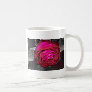 Rosy Camellia Coffee Mug