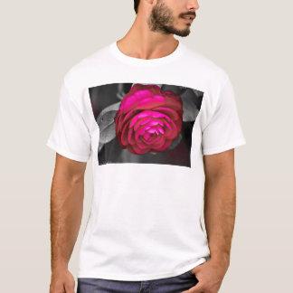 Rosy Camellia T-Shirt