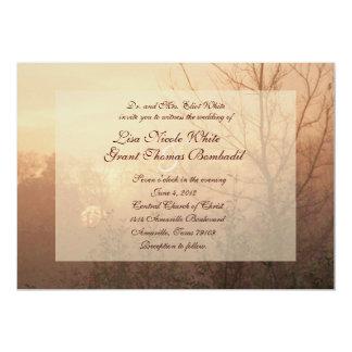 Rosy Dawn Wedding Invitations