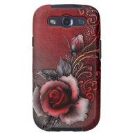 Rosy Gal Samsung Galaxy S3 Case