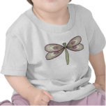 Rosy Nouveau Dragonfly Tee Shirt