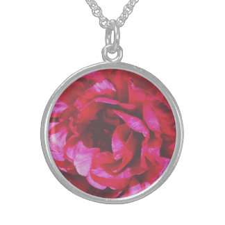 Rosy Rose Necklace