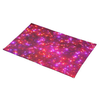 'Rosy Sparkle' Placemat