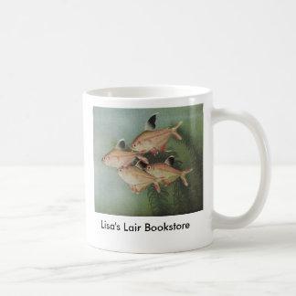 Rosy Tetra - Hyphessobrycon rosaceus Promo Coffee Mug